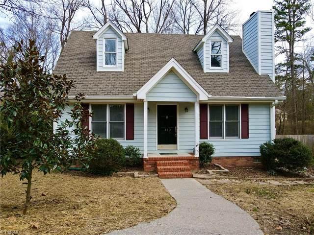 410 Shadybrook Road, High Point, NC 27265 (MLS #1010922) :: Ward & Ward Properties, LLC