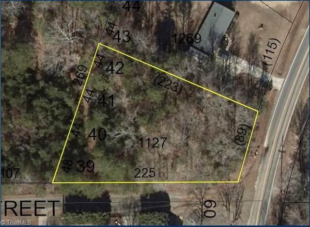 1923 Bethesda Road, Lexington, NC 27295 (MLS #1010947) :: Berkshire Hathaway HomeServices Carolinas Realty