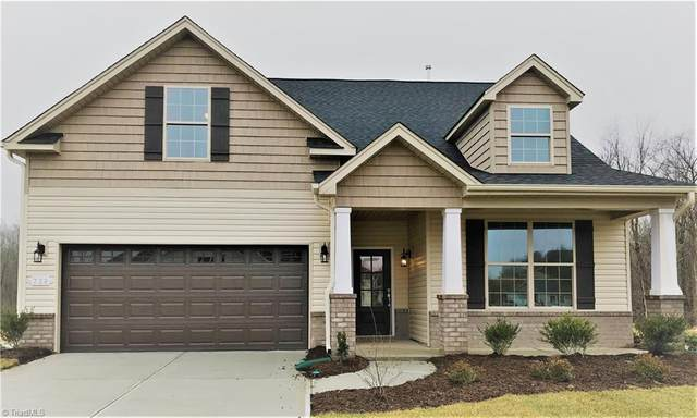 3146 Castlerock Drive Lot 4, Burlington, NC 27215 (MLS #1010971) :: Greta Frye & Associates | KW Realty Elite