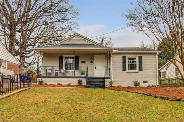 1023 Watson Avenue, Winston Salem, NC 27103 (MLS #1010981) :: Ward & Ward Properties, LLC