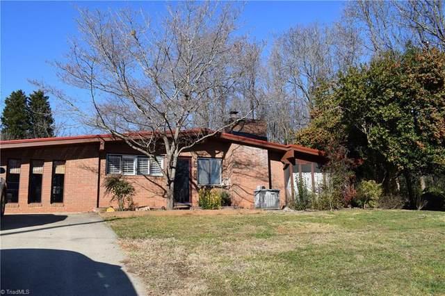 1410 Patricia Drive, Thomasville, NC 27360 (MLS #1010986) :: Ward & Ward Properties, LLC