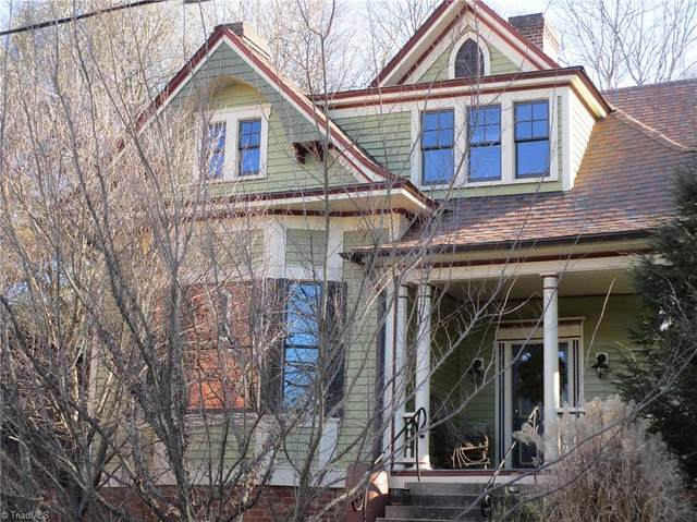 331 S Main Street, Winston Salem, NC 27101 (MLS #1011039) :: Berkshire Hathaway HomeServices Carolinas Realty