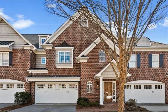 3430 Meridian Way, Winston Salem, NC 27104 (MLS #1011089) :: Ward & Ward Properties, LLC