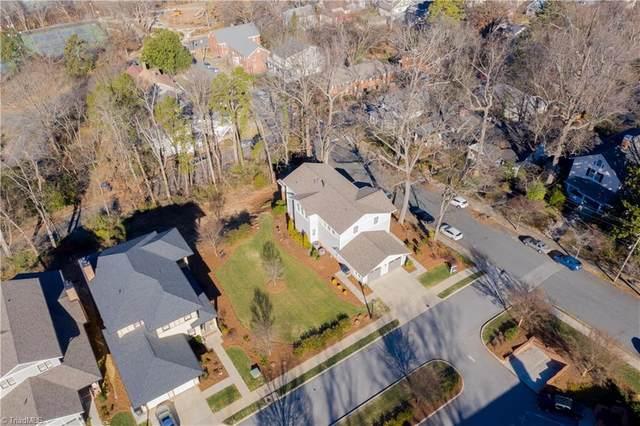 284 Glade View Court, Winston Salem, NC 27101 (MLS #1011280) :: Ward & Ward Properties, LLC