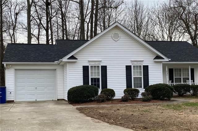 1660 Asherton Drive, Winston Salem, NC 27127 (MLS #1011303) :: Lewis & Clark, Realtors®