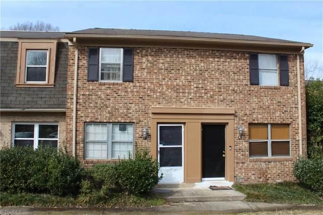 3923 Colony Square J, Greensboro, NC 27407 (MLS #1011483) :: Berkshire Hathaway HomeServices Carolinas Realty