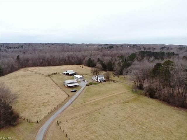 593 Will Boone Road, Mocksville, NC 27028 (MLS #1011519) :: Team Nicholson