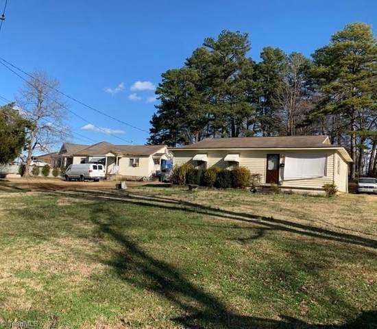 25 & 27 Cedar Lodge Road, Thomasville, NC 27360 (MLS #1011567) :: Berkshire Hathaway HomeServices Carolinas Realty