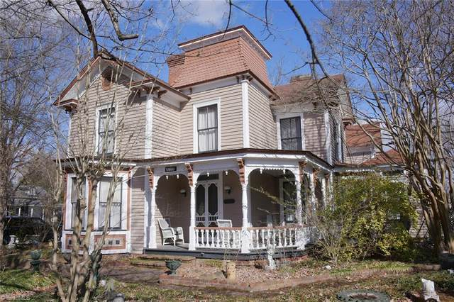 117 Salem Street, Thomasville, NC 27360 (MLS #1011633) :: Berkshire Hathaway HomeServices Carolinas Realty