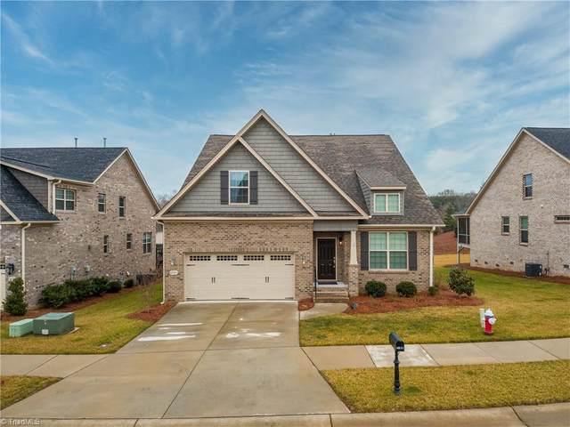 4021 Ralston Drive, Elon, NC 27244 (MLS #1011661) :: Berkshire Hathaway HomeServices Carolinas Realty