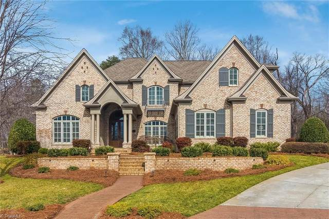 1318 Pheasant Lane, Winston Salem, NC 27106 (MLS #1011745) :: Ward & Ward Properties, LLC