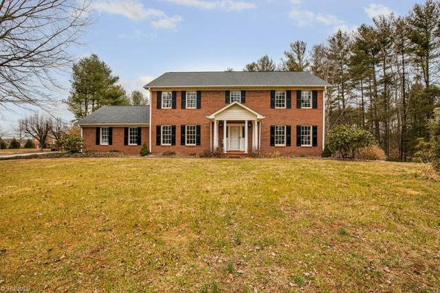 110 Saddle Creek Way, Mount Airy, NC 27030 (MLS #1011750) :: Greta Frye & Associates | KW Realty Elite