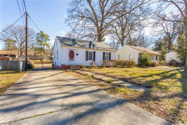 1107 Neal Street, Greensboro, NC 27403 (MLS #1011792) :: Greta Frye & Associates | KW Realty Elite