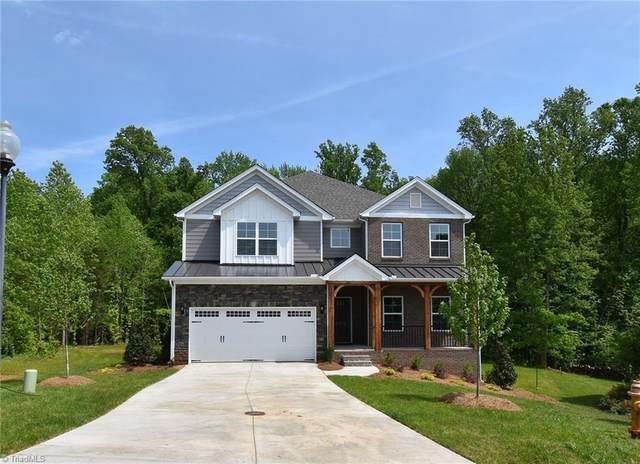 240 High Knoll Drive Lot 74, Walkertown, NC 27051 (MLS #1011795) :: Berkshire Hathaway HomeServices Carolinas Realty