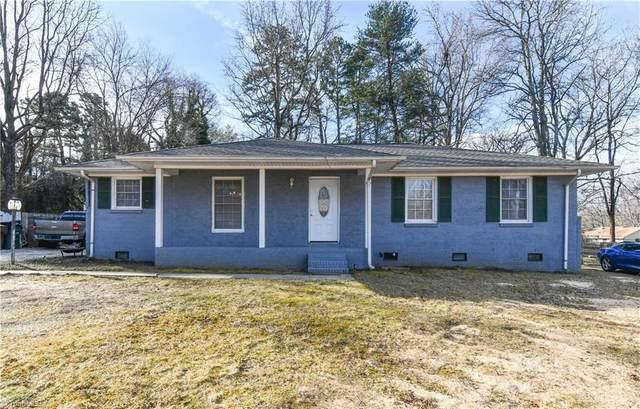 3421 Winchester Drive, Greensboro, NC 27406 (MLS #1011932) :: Berkshire Hathaway HomeServices Carolinas Realty