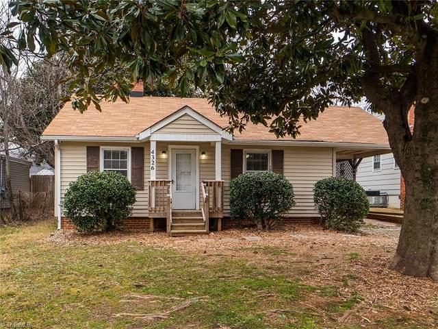 4326 Trinity Avenue, Greensboro, NC 27407 (MLS #1011948) :: Berkshire Hathaway HomeServices Carolinas Realty