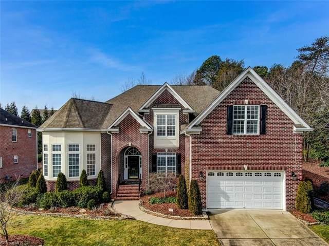 504 Hassellwood Drive, Jamestown, NC 27282 (MLS #1012014) :: Ward & Ward Properties, LLC