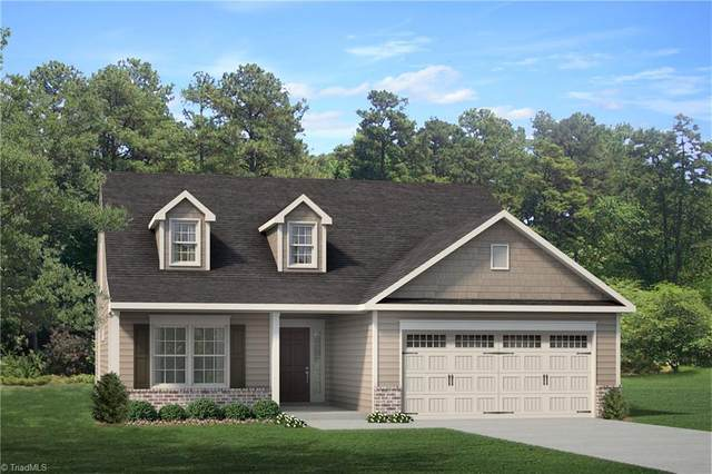 3168 Castlerock Drive Lot 5, Burlington, NC 27215 (MLS #1012023) :: Greta Frye & Associates | KW Realty Elite