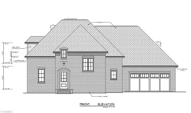 1401 Bethany Drive, Greensboro, NC 27455 (MLS #1012094) :: Berkshire Hathaway HomeServices Carolinas Realty
