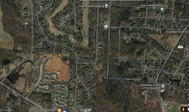 5124 and 5126 Woodwind Drive, Greensboro, NC 27406 (MLS #1012255) :: Berkshire Hathaway HomeServices Carolinas Realty