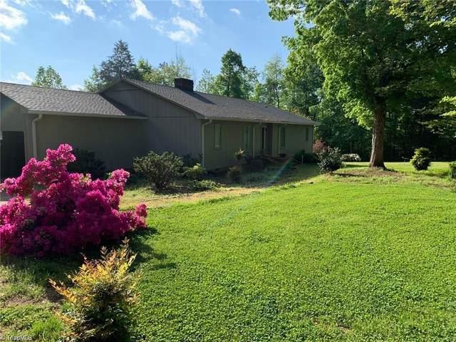 699 Joyce Circle, High Point, NC 27265 (MLS #1012288) :: HergGroup Carolinas | Keller Williams