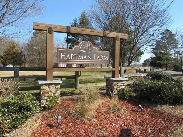 6826 Trace Drive, Browns Summit, NC 27214 (MLS #1012337) :: Ward & Ward Properties, LLC