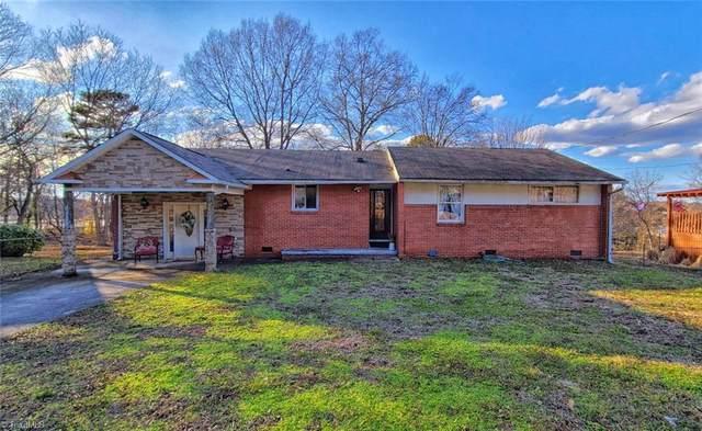 1033 Cloister Drive, Winston Salem, NC 27127 (MLS #1012404) :: Berkshire Hathaway HomeServices Carolinas Realty