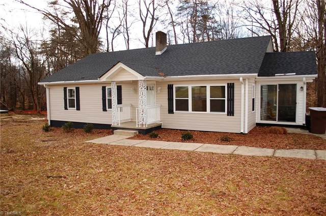 1610 Dodson Street, Greensboro, NC 27405 (MLS #1012416) :: Greta Frye & Associates | KW Realty Elite