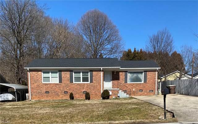 541 Denny Road, Greensboro, NC 27405 (MLS #1012431) :: Greta Frye & Associates   KW Realty Elite