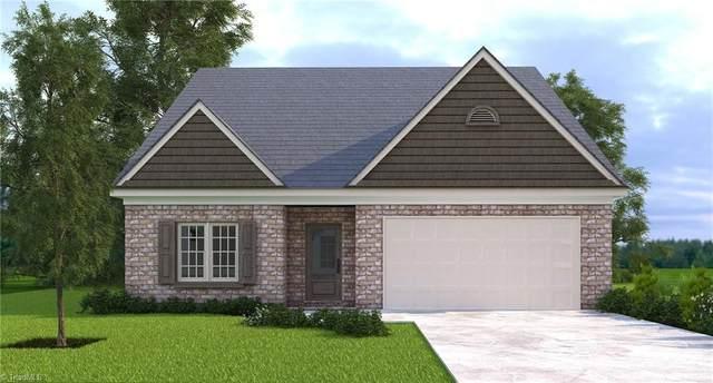 1941 Whisper Lake Drive, Whitsett, NC 27377 (MLS #1012454) :: Berkshire Hathaway HomeServices Carolinas Realty