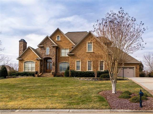 1065 Dunmore Drive, Burlington, NC 27215 (MLS #1012501) :: Lewis & Clark, Realtors®