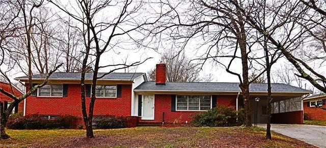 430 Birchwood Drive, High Point, NC 27262 (MLS #1012552) :: Berkshire Hathaway HomeServices Carolinas Realty