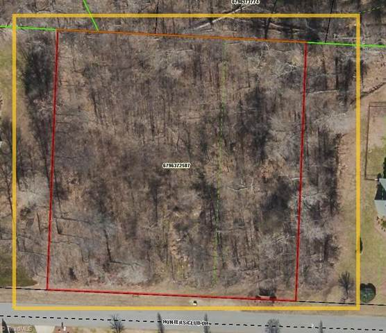 LOT #261A Hunters Club Drive, Trinity, NC 27370 (MLS #1012622) :: Berkshire Hathaway HomeServices Carolinas Realty