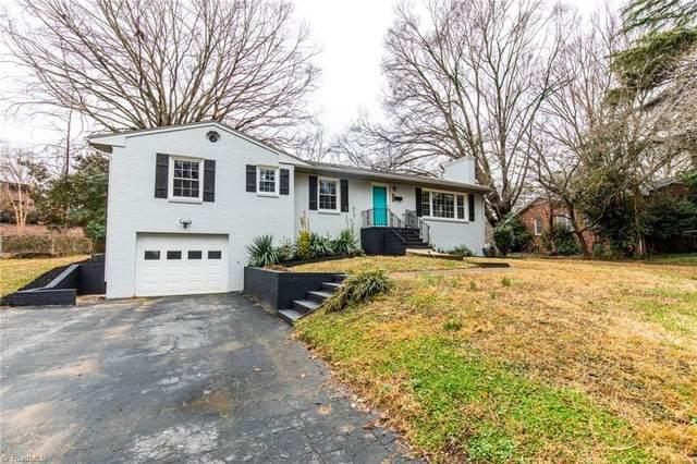 748 Elderwood Avenue, Winston Salem, NC 27103 (MLS #1012697) :: Greta Frye & Associates | KW Realty Elite