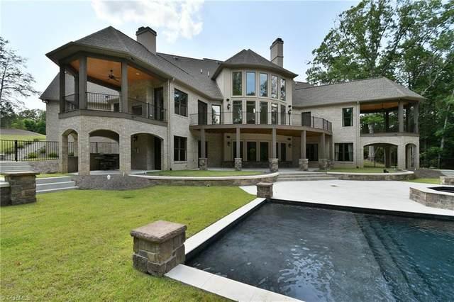 115 Nanzetta Way, Lewisville, NC 27023 (MLS #1012709) :: Greta Frye & Associates | KW Realty Elite