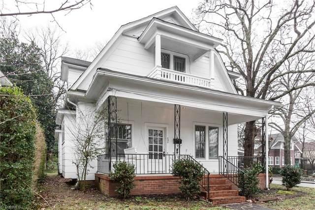 202 Isabel Street, Greensboro, NC 27401 (MLS #1012735) :: Greta Frye & Associates   KW Realty Elite