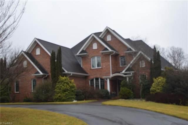 537 Montclaire Drive, Mount Airy, NC 27030 (MLS #1012745) :: Lewis & Clark, Realtors®
