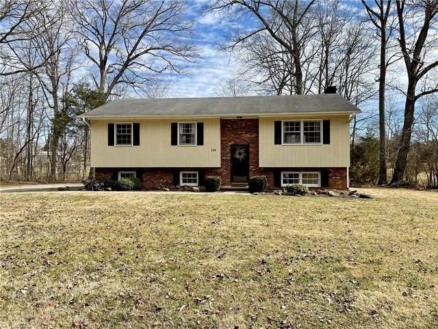 135 Cedar Forest Lane, Mocksville, NC 27028 (MLS #1012747) :: Greta Frye & Associates | KW Realty Elite