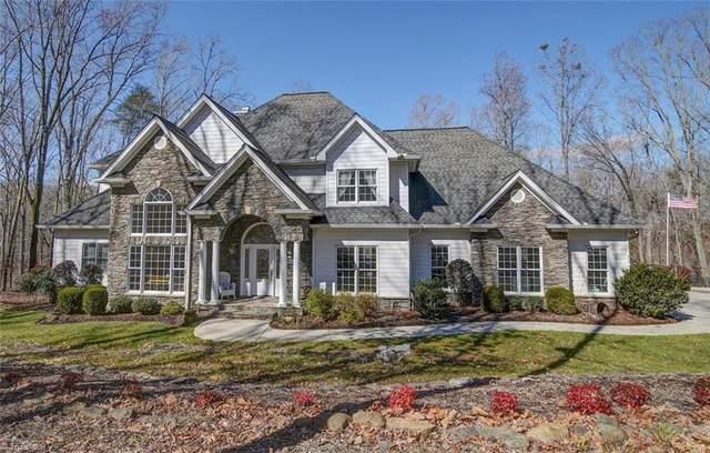 678 Rocky Cove Lane, Denton, NC 27239 (MLS #1012815) :: Greta Frye & Associates | KW Realty Elite
