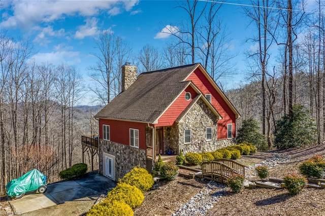 347 Treadway Ridge Road, Moravian Falls, NC 28654 (MLS #1012861) :: Ward & Ward Properties, LLC