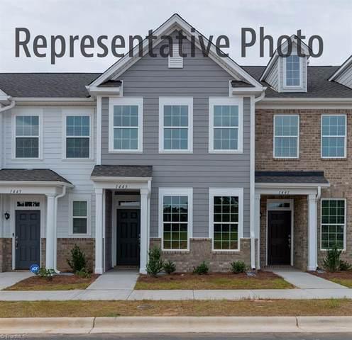 1743 Eastfall Street, Kernersville, NC 27284 (MLS #1012891) :: Greta Frye & Associates | KW Realty Elite