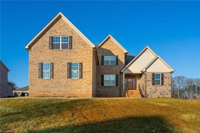 1114 Crestwell Drive, Burlington, NC 27215 (MLS #1012937) :: Lewis & Clark, Realtors®