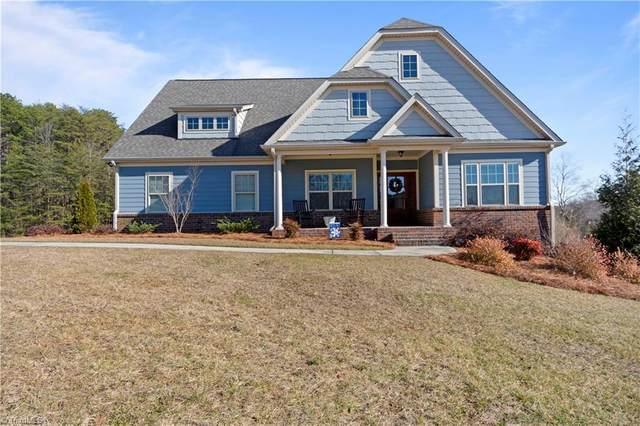 108 Mountain Ridge Court, King, NC 27021 (#1012943) :: Mossy Oak Properties Land and Luxury