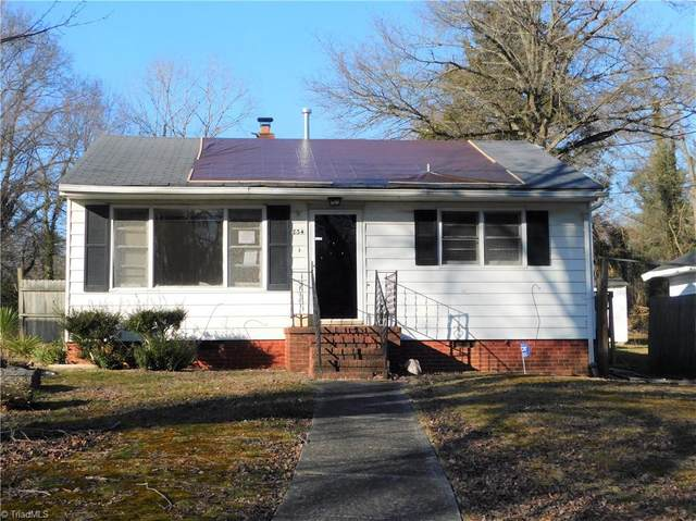 834 Summit Avenue, Reidsville, NC 27320 (MLS #1012981) :: Greta Frye & Associates | KW Realty Elite