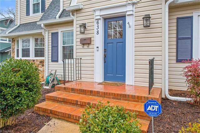 638 Colonial Drive, High Point, NC 27262 (MLS #1012991) :: Greta Frye & Associates | KW Realty Elite