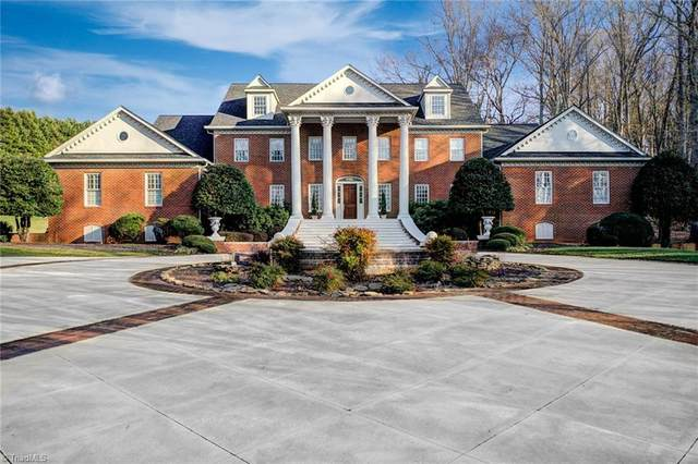 4400 Bent Tree Farm Road, Winston Salem, NC 27106 (MLS #1013014) :: Witherspoon Realty