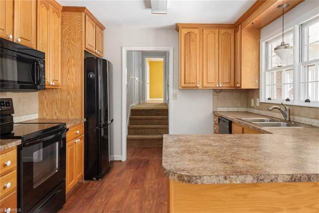 105 Bramble Drive, Jamestown, NC 27282 (MLS #1013028) :: Greta Frye & Associates | KW Realty Elite