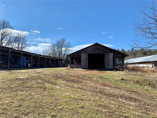 9502 Boone Trail, Purlear, SC 29665 (MLS #1013089) :: Ward & Ward Properties, LLC