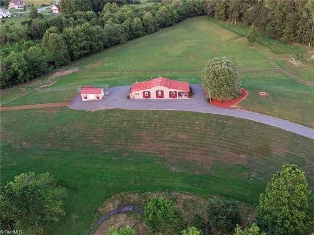 1626 Us Highway 158, Mocksville, NC 27028 (MLS #1013098) :: Greta Frye & Associates | KW Realty Elite