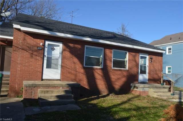 405 A Richardson Avenue, High Point, NC 27260 (MLS #1013162) :: Greta Frye & Associates | KW Realty Elite
